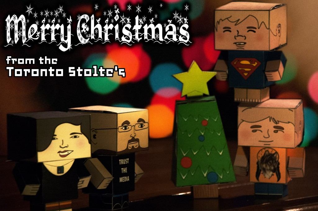 Stolte Cubee Christmas
