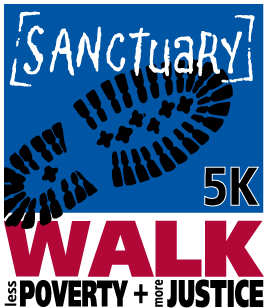 5K Walk for LESS Poverty & MORE Justice